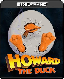 Howard the Duck [1986] [UHD] [Castellano]