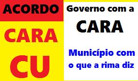 Acordo CARACU - Alcaide é denunciado no Ministério Público Federal por conta do acordo dos precatórios do FUNDEF!!!