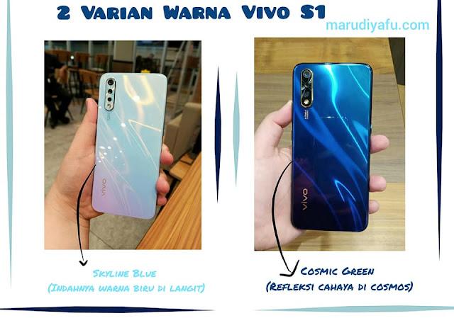 Vivo S1, Vivo Indonesia, Vivo Club, komunitas smartphone android vivo, forum diskusi pengguna vivo, forum handphone android