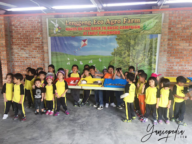 field trip with little bumblebee montessori preschool shah alam