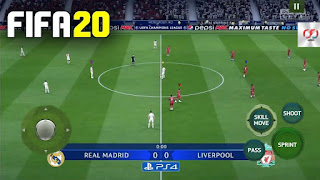 FIFA 20 Mod Fifa 14 Apk Obb Data Offline Download