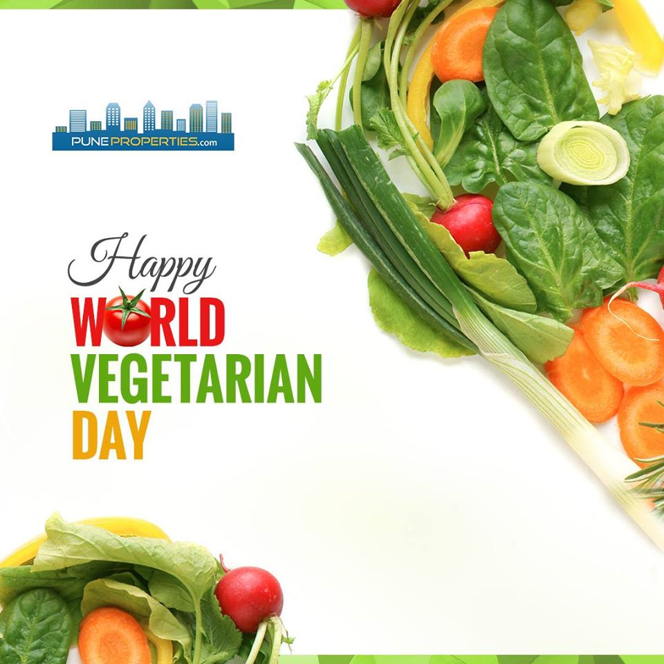 World Vegetarian Day Wishes Images