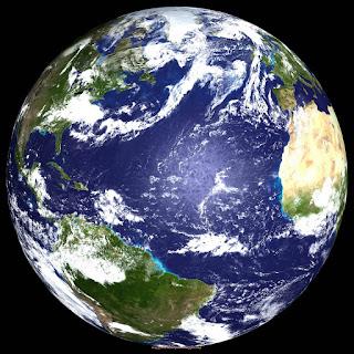Bentuk, Ukuran dan Karaktersitik Plantet Bumi