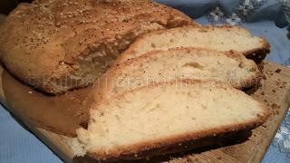 Рецепта за хляб с мътеница и грис