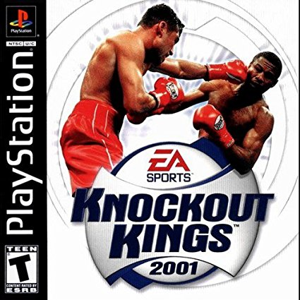 Knockout Kings 2001 - PS1 - ISOs Download