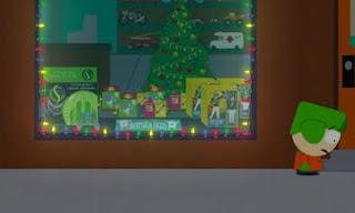 South Park Episodio 07x15 Es Navidad en Canadá