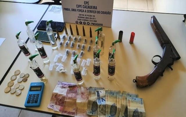 Homem morre em troca de tiros com Cipe Cacaueira em Canavieiras