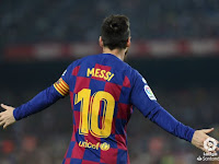 Barcelona Believe Lionel Messi Will Retire at Camp Nou