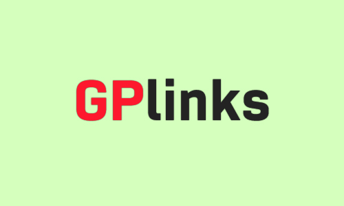 URL Shortener GPLinks
