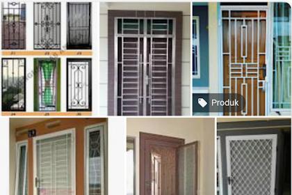 Harga pemasangan Teralis Pintu Bandar Lampung