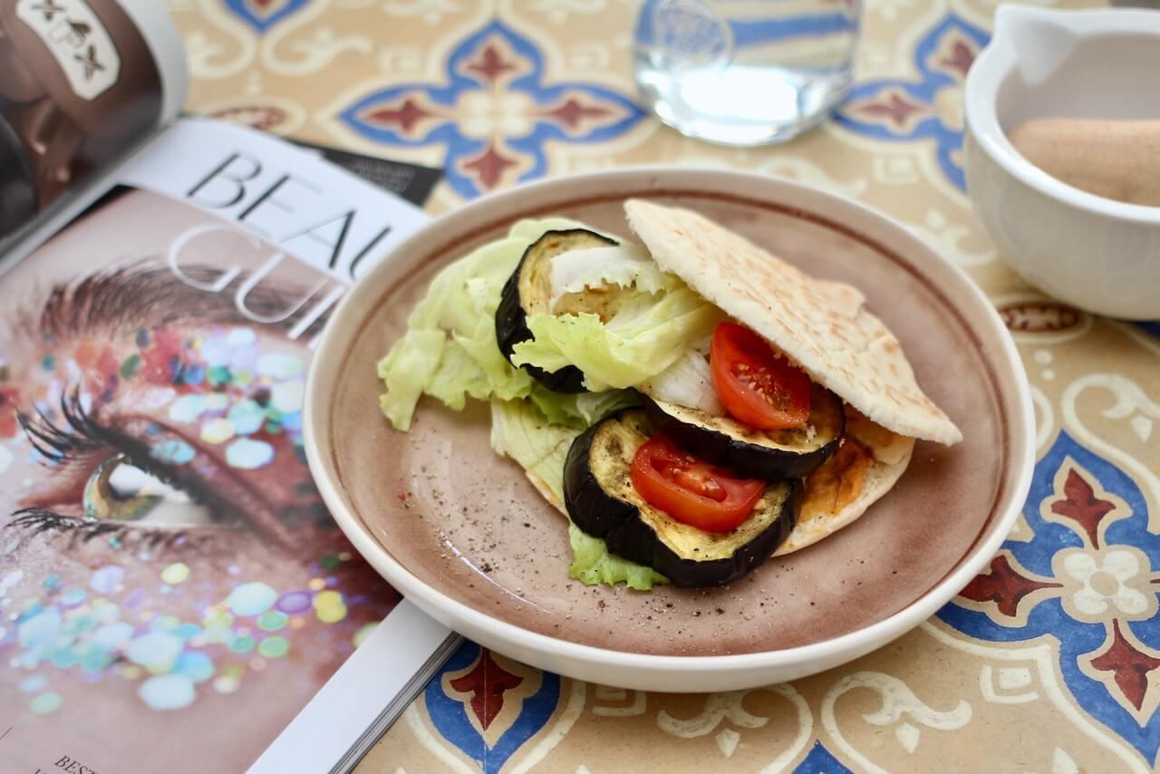 Gesundes Fast Food: Veggie Döner
