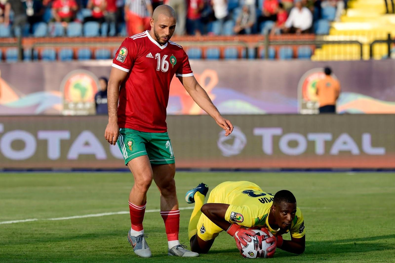 نتيجة مباراة نامبيا وساحل العاج بتاريخ 01-07-2019 كأس الأمم الأفريقية