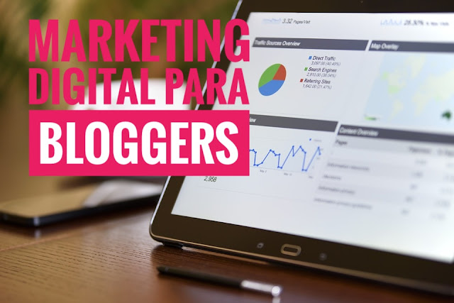 Marketing digital para bloggers