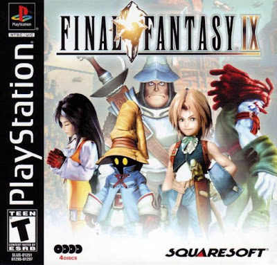 bajar final fantasy 9 playstation
