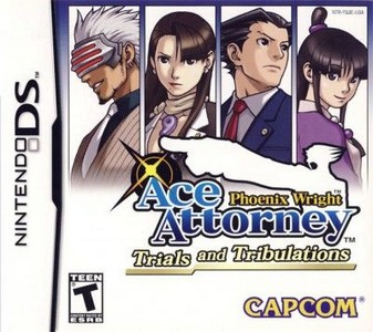 Rom Phoenix Wright Ace Attorney Trials and Tribulations NDS