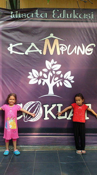 wisata edukasi kampung coklat