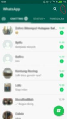 Cara Mengetahui Siapa yang Sering Dihubungi Lewat WhatsApp