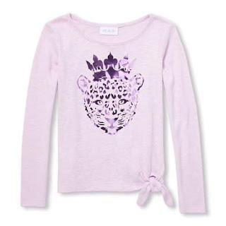 Áo len thun cho bé gái, form to cho mẹ bé cùng mặc ạ, hiệu Children Place, xịn dư, size từ 18kg đến 42kg.