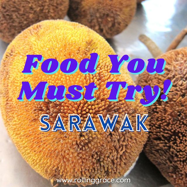 sarawak famous food