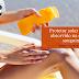 Protetor solar pode ser absorvido na corrente sanguínea