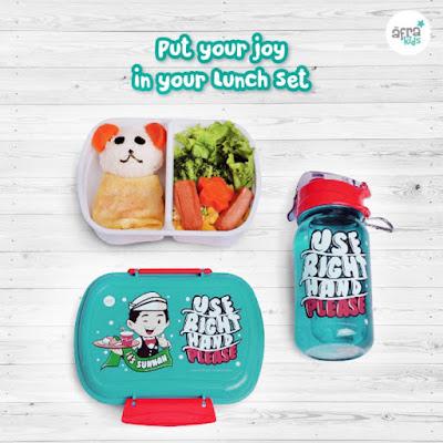 Lunch Set Afrakids