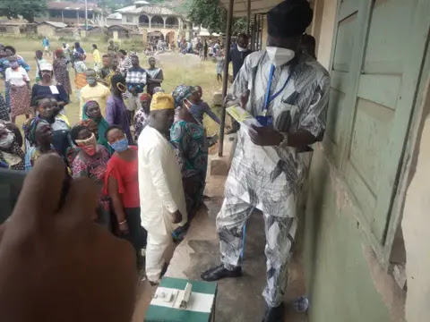 596880b7 ed7b 4c21 a6f6 61c2f543ade0 - Huge prove as Ondo holds LG election[Photos]