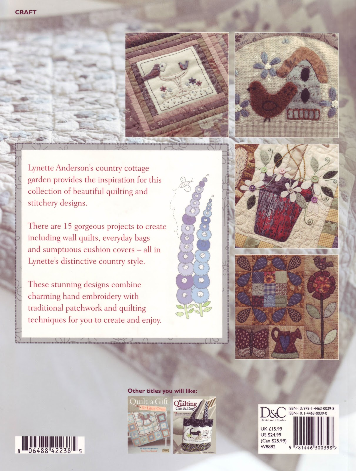 Book Review: Fresh From the Clothesline & Country Cottage Quilting ... : country cottage quilts - Adamdwight.com