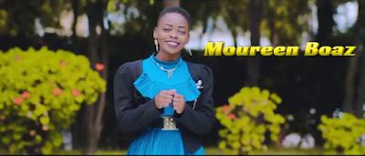 Moureene Boaz _ Mungu Ni Mwema ( Official Video)