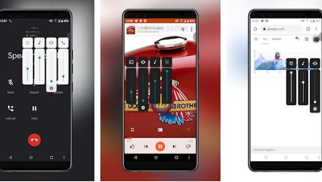 تحميل تطبيق Volume Control Panel Pro v10.91 (Paid) Apk لوحة التحكم في مستوى الصوت لهواتف الاندرويد اخر اصدار