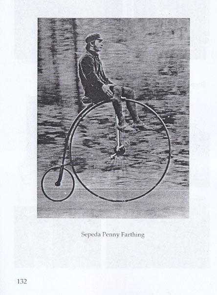 """DJADOEL ANTIK: Buku Fotocopy sepeda antik """"Pit Onthel"""""""