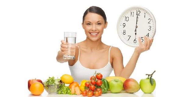 Menerapkan budaya hidup sehat dalam kehidupan sehari hari