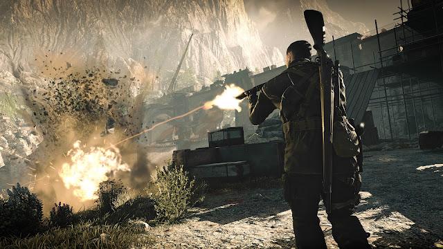Sniper Elite 4 PC Free Download Screenshot 1