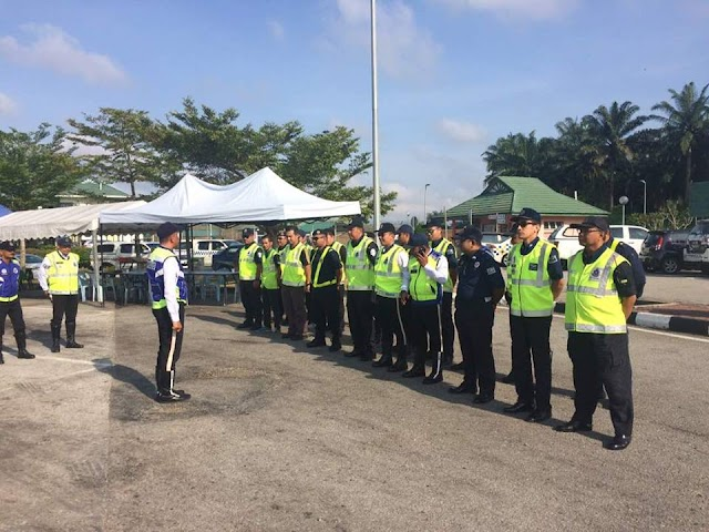 #SPAD Kesan 309 Kesalahan Sepanjang Operasi Tahun Baru Cina 2018!