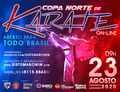 Copa Norte de Karate On-Line