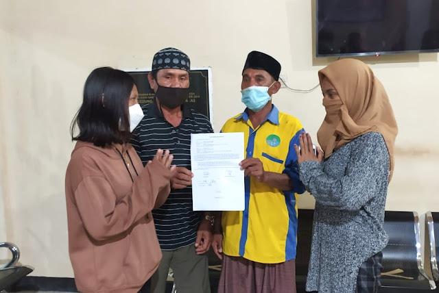 Video viral berdurasi 21 detik di Sumbawa berakhir damai