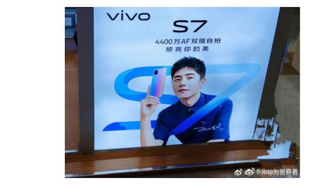 Vivo S7 Set To Be Announced On August 3, Coming With Sleek Body