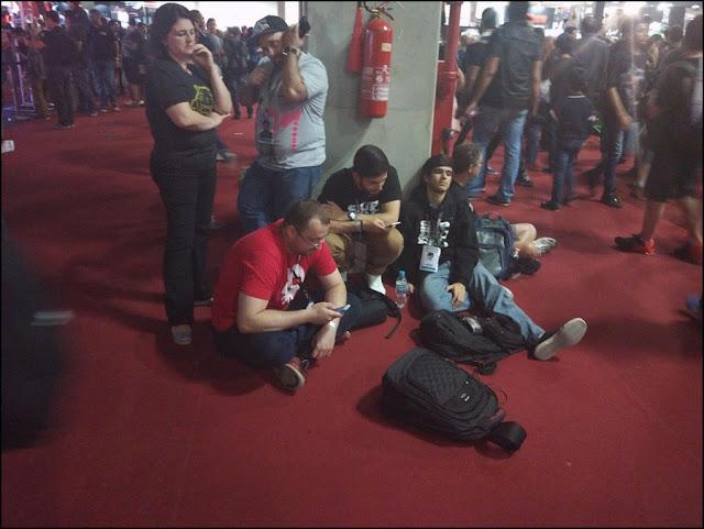 Resumão do Primeiro Torneio de Clash Royale no Brasil - Fotos, Vídeos e Decks utilizados - 40
