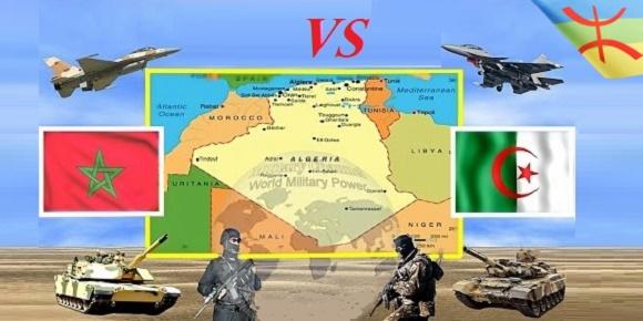مقارنة عسكرية الجيش المغربي الجيش الجزائري