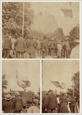 Alic Thurston Balloon Flight Meadville
