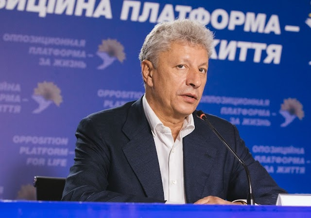 Юрій Бойко: Підсумки виборів показали зростання авторитету і довіри людей до ОП-ЗЖ