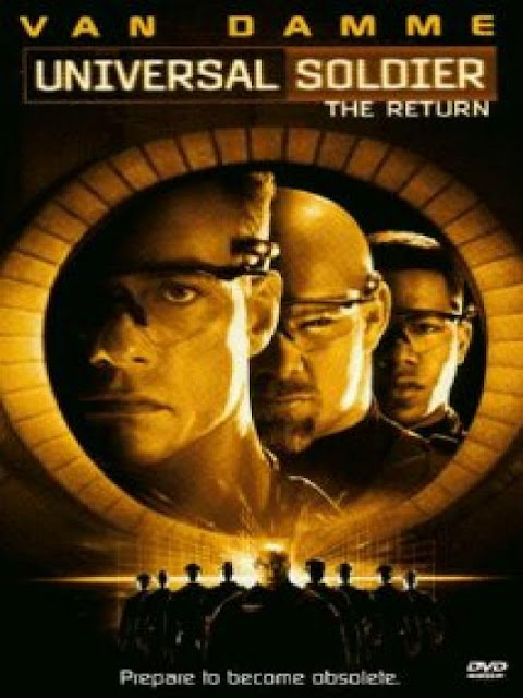 Universal Soldier 2 : The Return (1999): นักรบกระดูกสมองกล