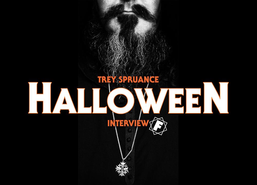 Halloween 2020 Interview TREY SPRUANCE the Halloween Interview (revisited).