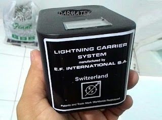 Jual E.F. Lightning Counter Stroge - EF Lightning Carrier System Switzerland
