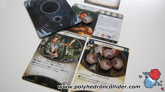 Arkham Horror Card Game LCG review Skids o'toole