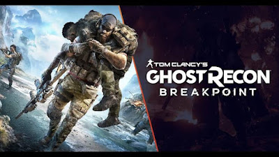 Ghost Recon Breakpoint grátis