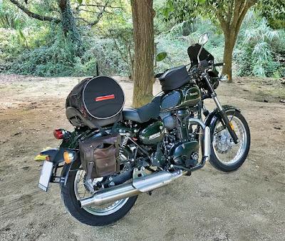 Una moto bonita la Benelli Imperiale 400