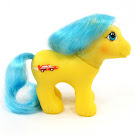 My Little Pony Baby Racer Year Seven Playtime Baby Brother Ponies G1 Pony