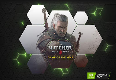 The Witcher Geforce Now