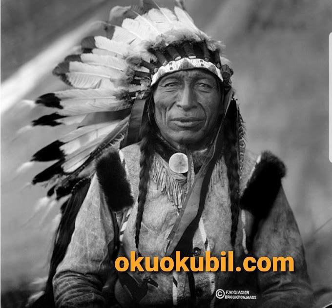 America and Native American proverbs  Kızılderili Ata Sözleri