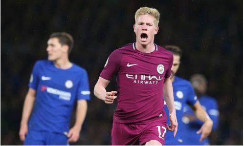 VIDEO: Chelsea 0 – 1 Manchester City [Premier League] Highlights 2017/18